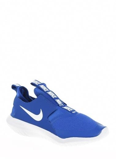 Nike At4662-400 Nike Çocuk Flex Runner Spor Ayakkabı Mavi